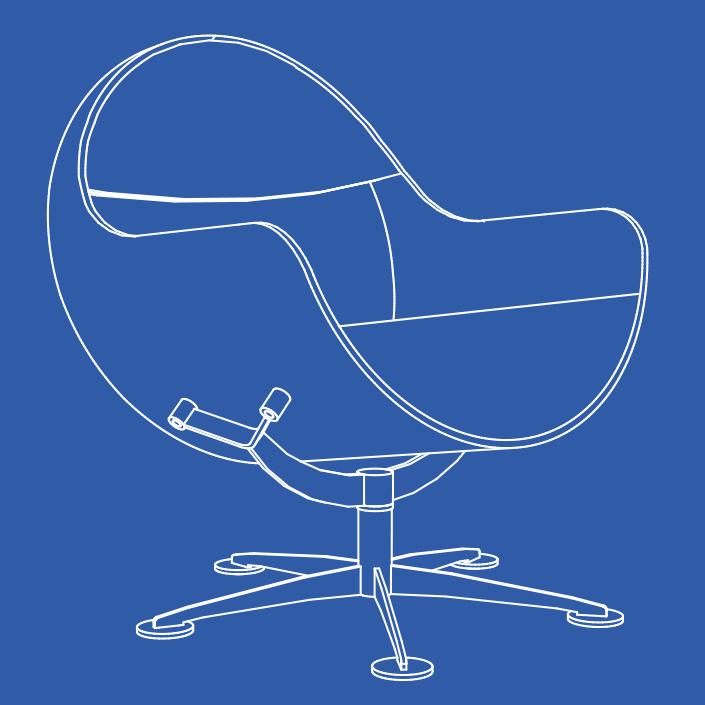 SFO Chair Sketch